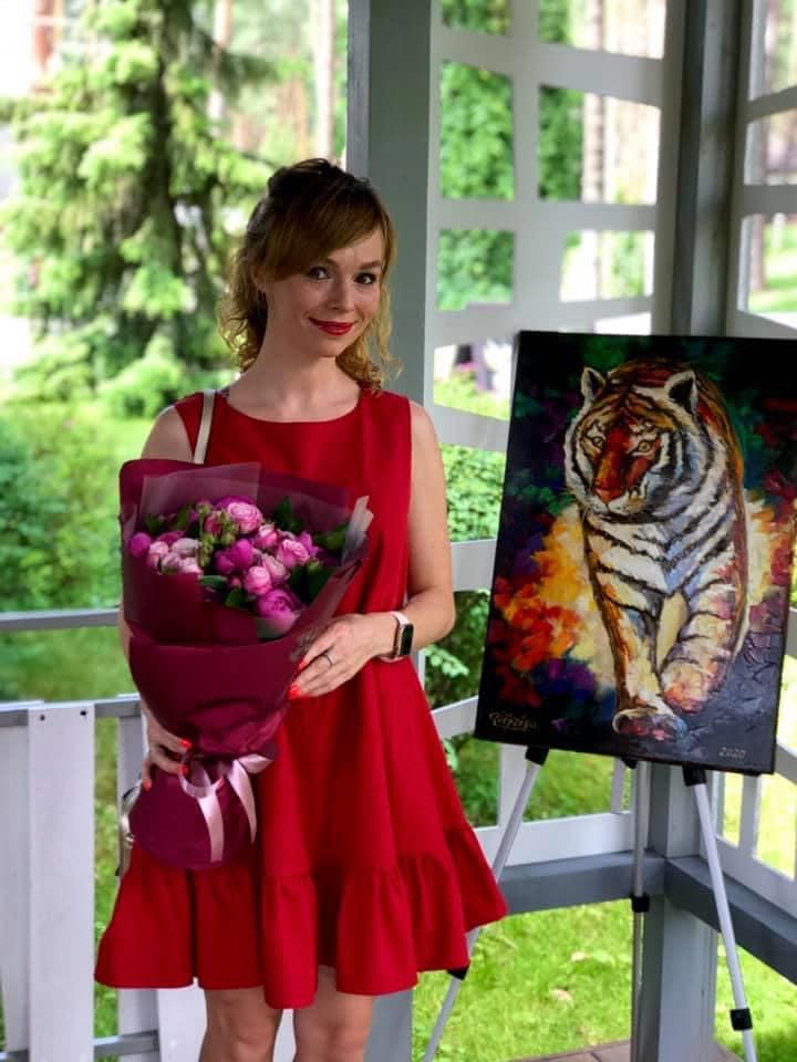 Natalia Velikanova